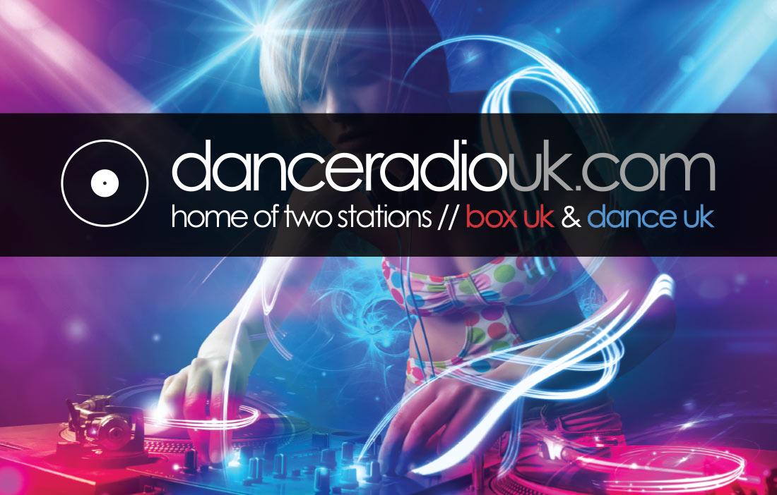 Dance Radio UK - Facebook image