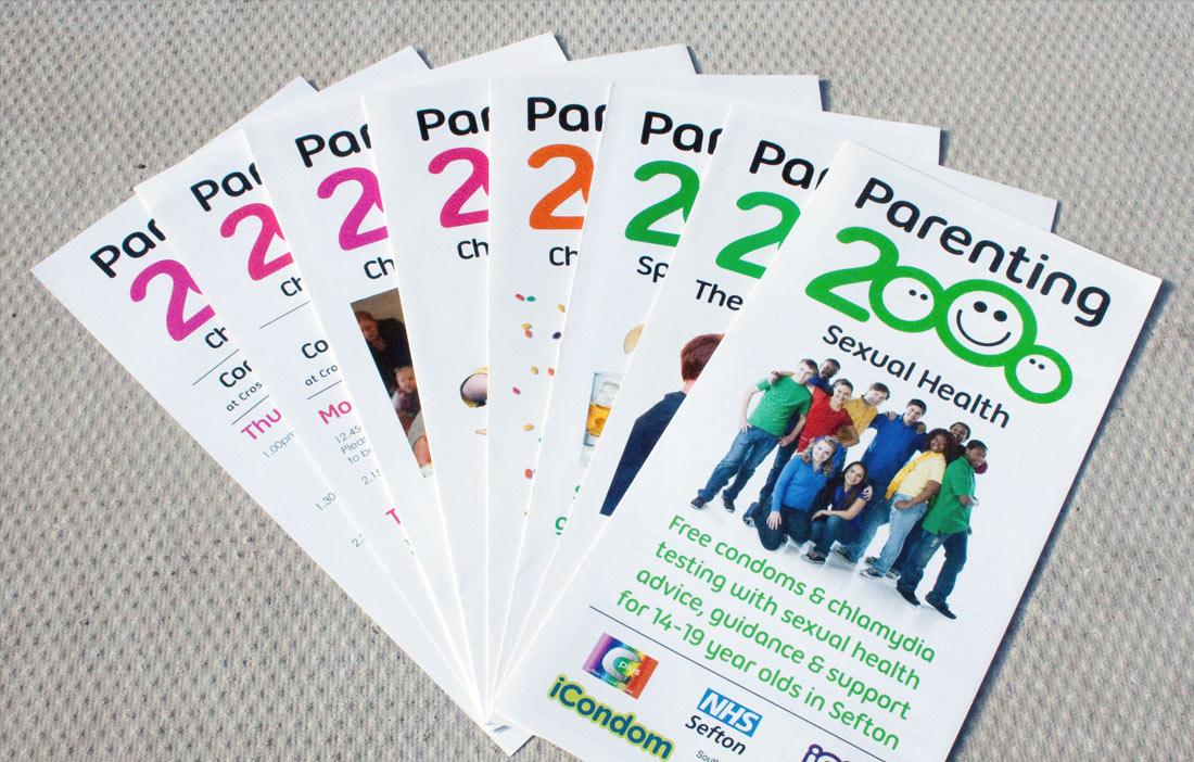 Parenting 2000 - Leaflets