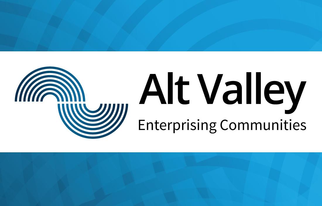 Alt Valley - Social media image with logo
