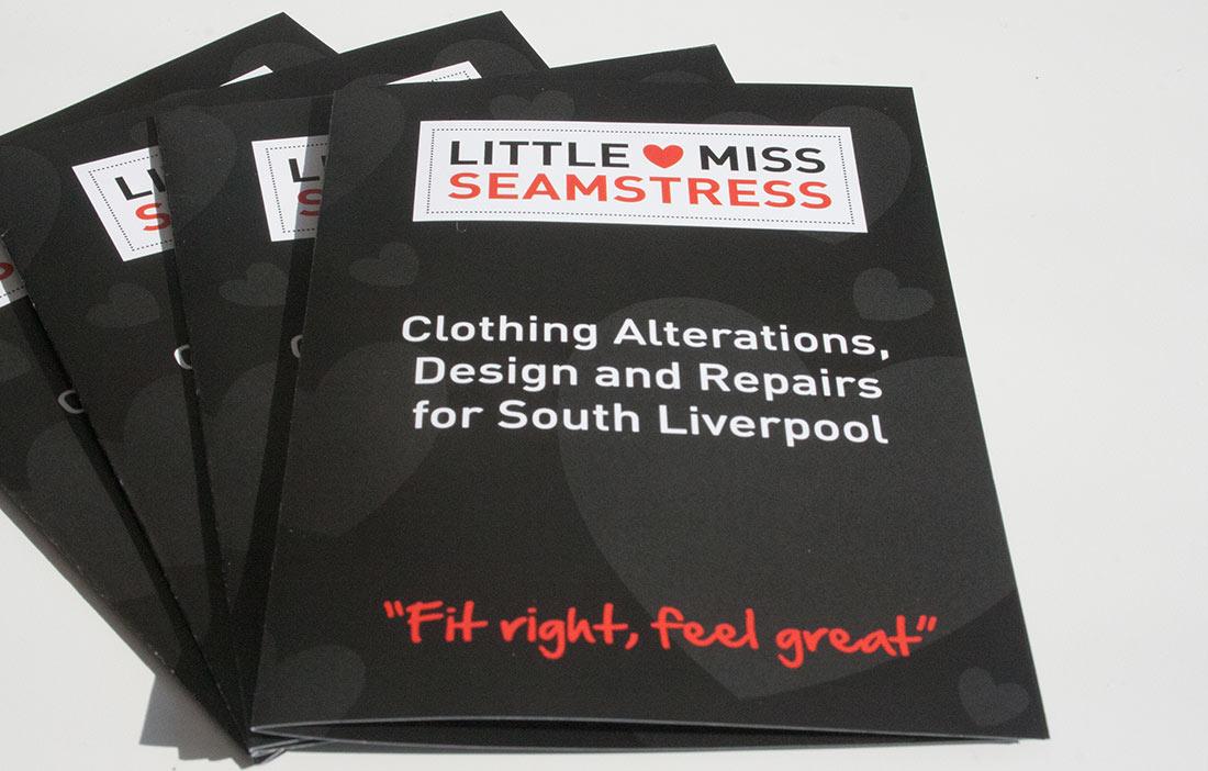 Little Miss Seamstress - Leaflet