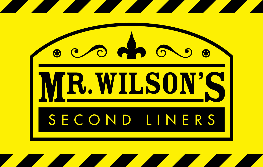 Mr Wilson's Second Liners - Logo